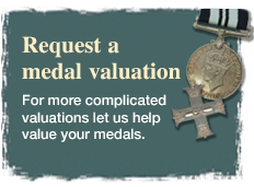 Online Medals   Identify, Value & Sell Your Medals Online